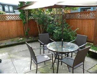 Photo 10: 52 206 LAVAL Street in Coquitlam: Maillardville Townhouse for sale : MLS®# V777385