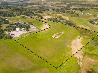 Photo 7: 14ac NORTH of DUNBOW Rd 48 Street: Rural Foothills County Residential Land for sale : MLS®# A1092764