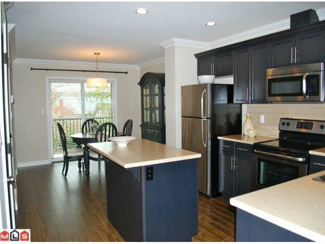 """Photo 4: Photos: 2 1609 AGASSIZ-ROSEDALE Highway: Agassiz Townhouse for sale in """"FRASER GREEN"""" : MLS®# H1104188"""