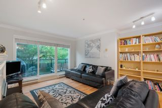 """Photo 6: 203 833 W 16TH Avenue in Vancouver: Fairview VW Condo for sale in """"THE EMERALD"""" (Vancouver West)  : MLS®# R2620364"""