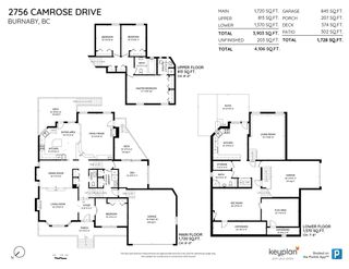 Photo 37: 2756 CAMROSE Drive in Burnaby: Montecito House for sale (Burnaby North)  : MLS®# R2515218