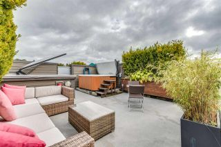 Photo 15: 217 735 W 15TH STREET in North Vancouver: Mosquito Creek Townhouse for sale : MLS®# R2508481