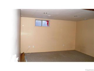 Photo 14: 1170 Somerville Avenue in WINNIPEG: Manitoba Other Residential for sale : MLS®# 1604854