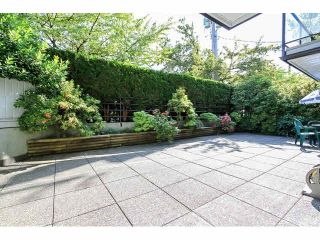 "Photo 20: 103 833 W 16TH Avenue in Vancouver: Fairview VW Condo for sale in ""EMERALD"" (Vancouver West)  : MLS®# V1079712"