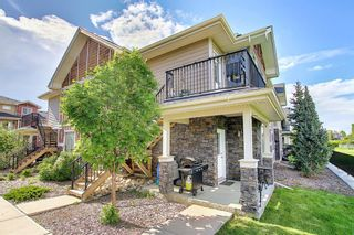 Main Photo: 6 43 West Coach Manor SW in Calgary: West Springs Row/Townhouse for sale : MLS®# A1142034