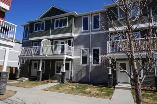 Photo 1: 56 1816 Rutherford Road in Edmonton: Zone 55 Townhouse for sale : MLS®# E4240923