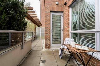 """Photo 16: 105 1621 HAMILTON Avenue in North Vancouver: Mosquito Creek Condo for sale in """"Heywood on the Park"""" : MLS®# R2393282"""