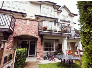 "Photo 17: 2 2450 161A Street in Surrey: Grandview Surrey Townhouse for sale in ""Glenmore"" (South Surrey White Rock)  : MLS®# F1320349"