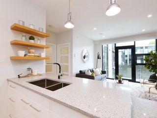 Photo 4: 316 1411 Cook St in : Vi Downtown Condo for sale (Victoria)  : MLS®# 876363