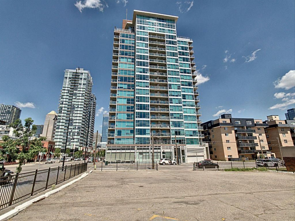 Main Photo: 1002 188 15 Avenue SW in Calgary: Beltline Apartment for sale : MLS®# A1125403