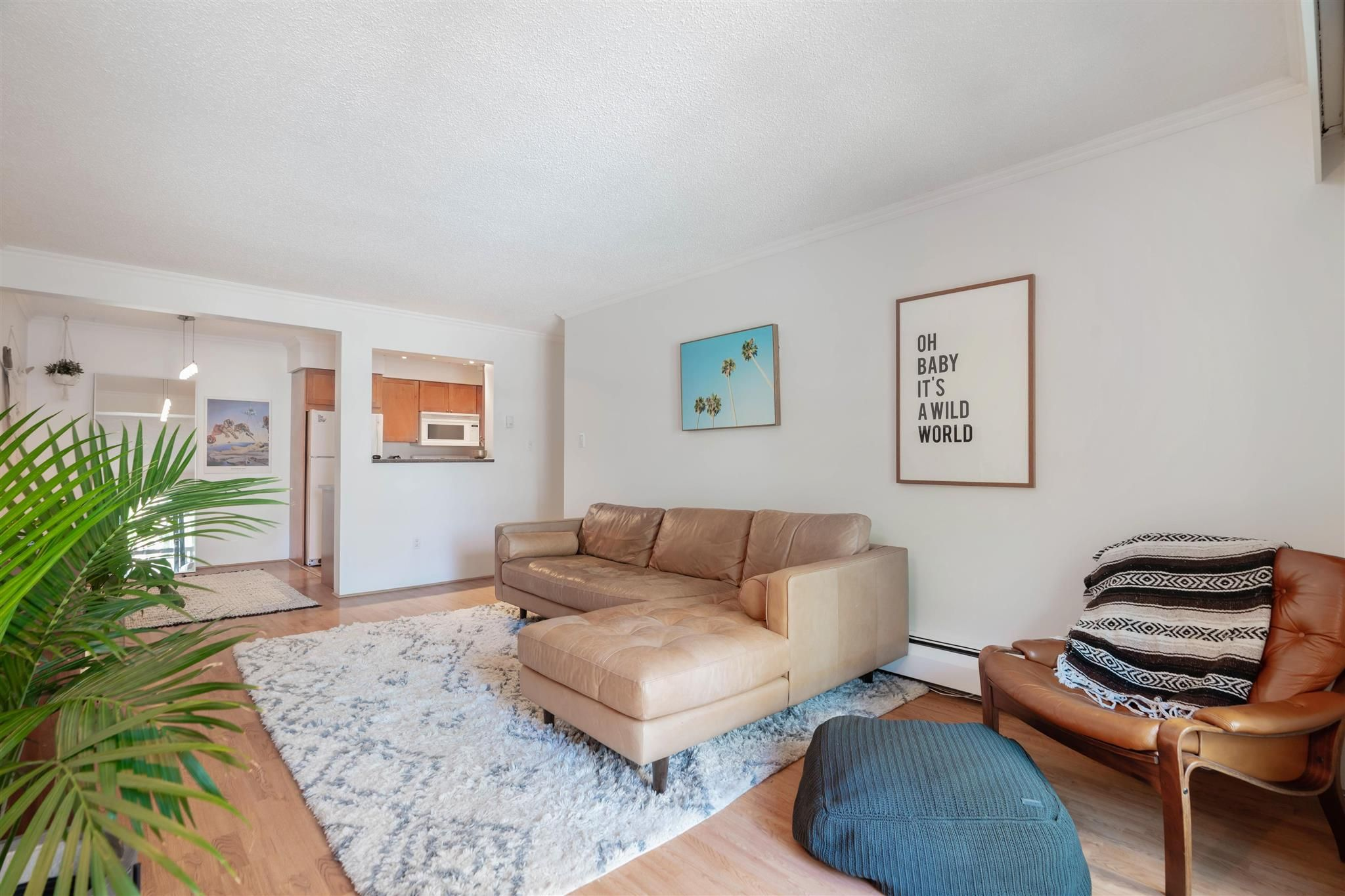 Main Photo: 306 1855 NELSON STREET in Vancouver: West End VW Condo for sale (Vancouver West)  : MLS®# R2599600