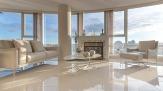 """Main Photo: 2506 1033 MARINASIDE Crescent in Vancouver: Yaletown Condo for sale in """"QUAY WEST RESORT"""" (Vancouver West)  : MLS®# V1093209"""