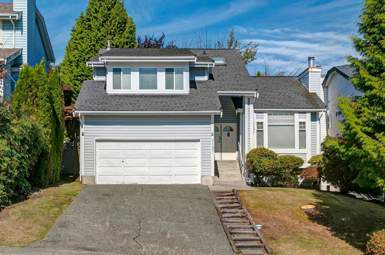 Main Photo: 1197 DURANT Drive in Coquitlam: Scott Creek House for sale : MLS®# R2621200