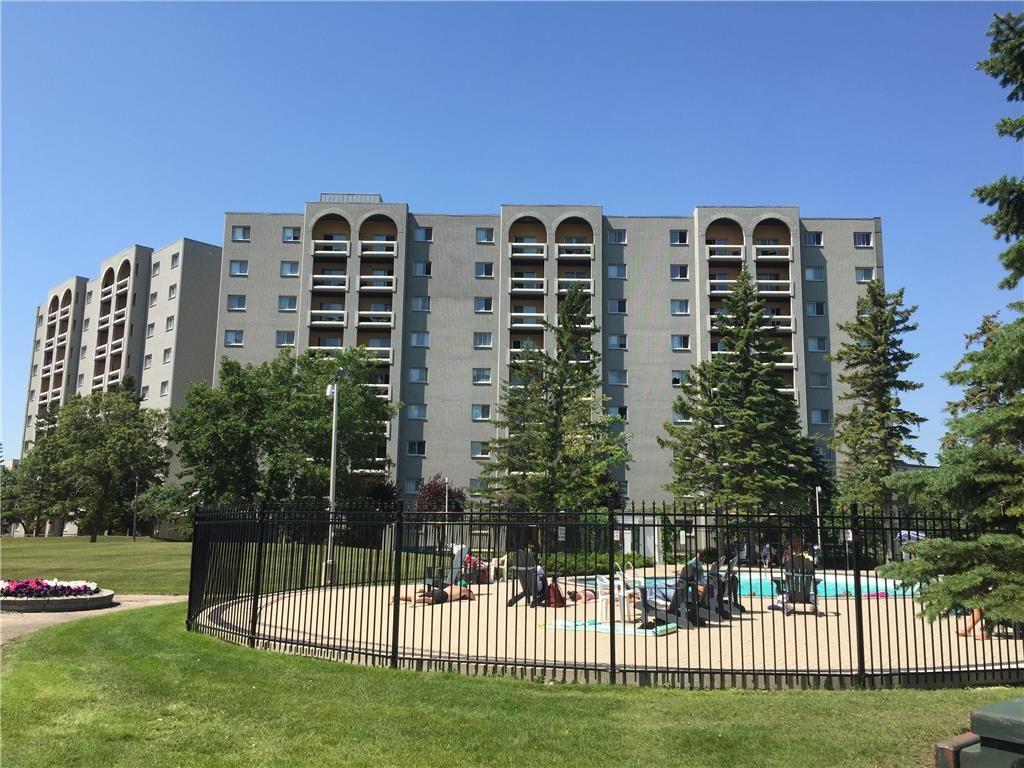 Main Photo: 705 3000 Pembina Highway in Winnipeg: Fort Richmond Condominium for sale (1K)  : MLS®# 202102619