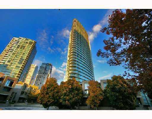 """Main Photo: 3605 1009 EXPO Boulevard in Vancouver: Downtown VW Condo for sale in """"LANDMARK 33"""" (Vancouver West)  : MLS®# V684446"""