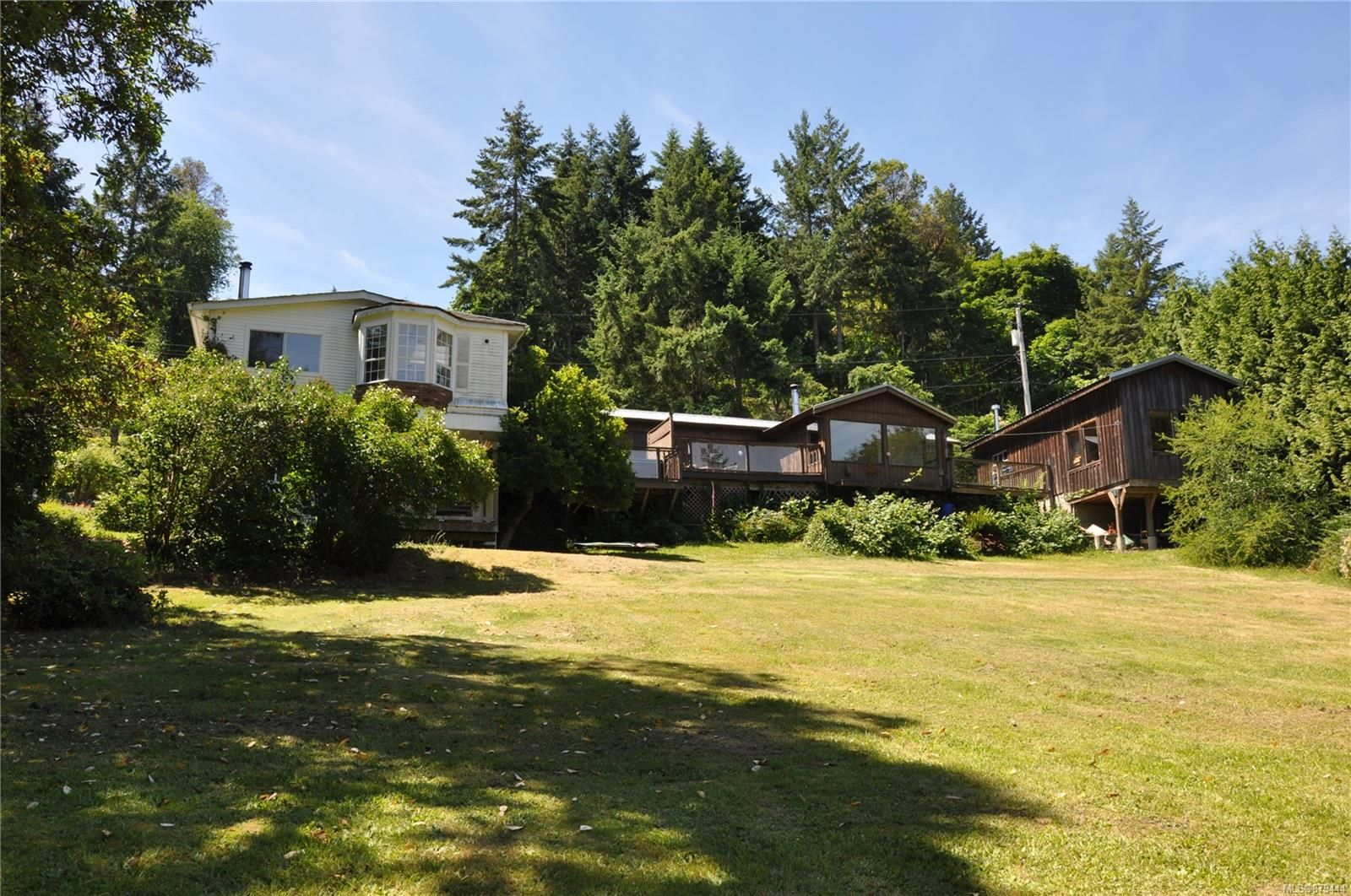 Main Photo: 174 Woodland Dr in : GI Salt Spring House for sale (Gulf Islands)  : MLS®# 879444