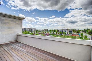 Photo 22: 2 VALOUR Circle SW in Calgary: Currie Barracks Row/Townhouse for sale : MLS®# A1072118