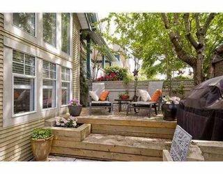 Photo 9: # 104 1989 W 1ST AV in Vancouver: Condo for sale : MLS®# V827395