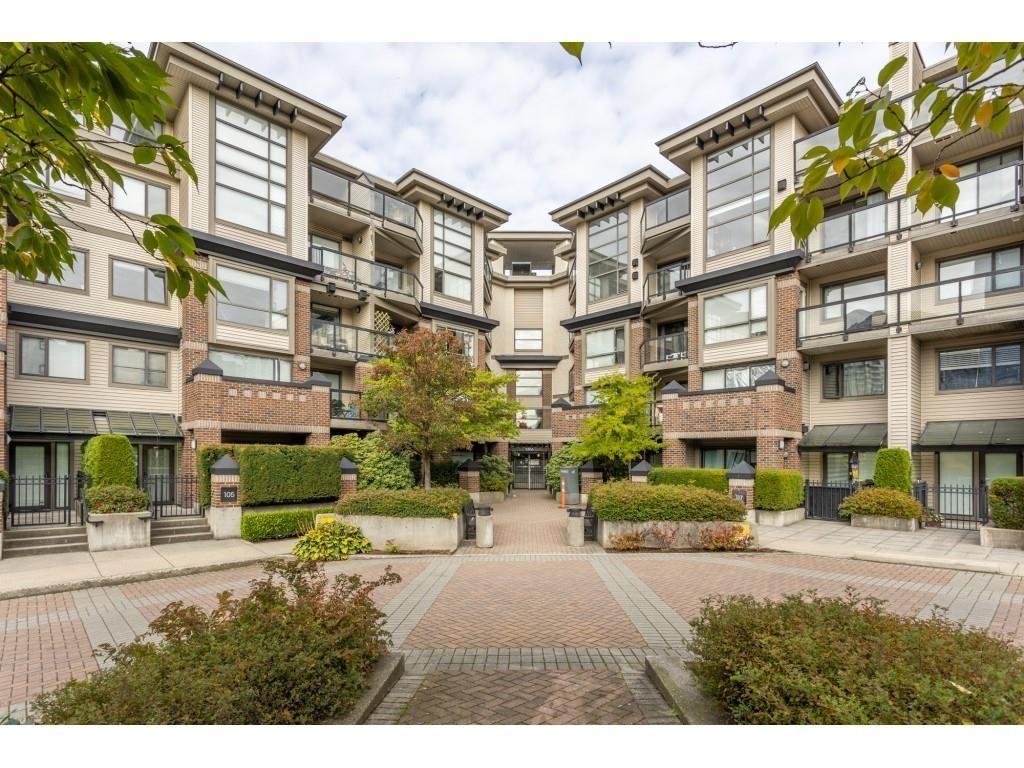 Main Photo: 301 10866 CITY Parkway in Surrey: Whalley Condo for sale (North Surrey)  : MLS®# R2625766