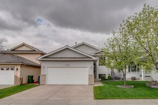 Photo 1: 60 Woodside Crescent NW: Airdrie Detached for sale : MLS®# A1110832