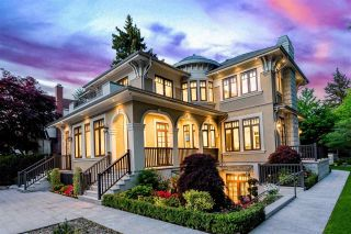 """Main Photo: 5887 ADERA Street in Vancouver: South Granville House for sale in """"SOUTH GRANVILLE"""" (Vancouver West)  : MLS®# R2545099"""