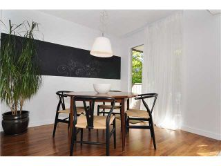 """Photo 4: # 203 1640 W 11TH AV in Vancouver: Fairview VW Condo for sale in """"HERITAGE HOUSE"""" (Vancouver West)  : MLS®# V908583"""