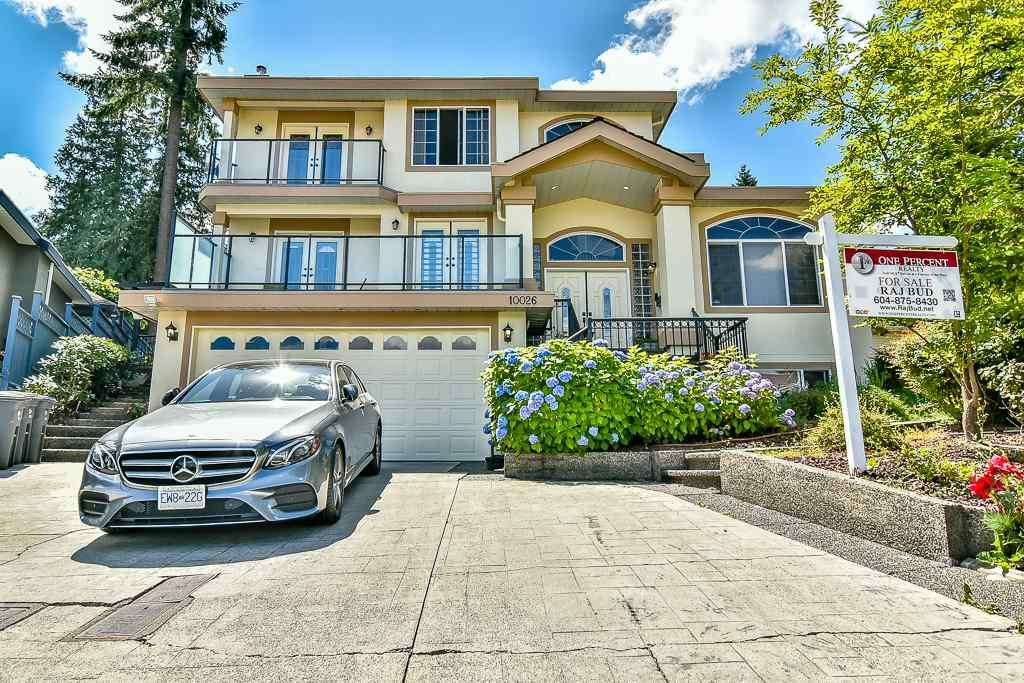 Main Photo: 10026 120A Street in Surrey: Cedar Hills House for sale (North Surrey)  : MLS®# R2185049