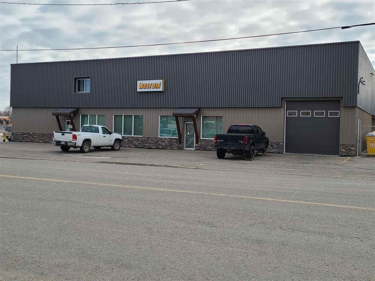 Main Photo: 220 QUEENSWAY in Prince George: East End Industrial for lease (PG City Central (Zone 72))  : MLS®# C8037162