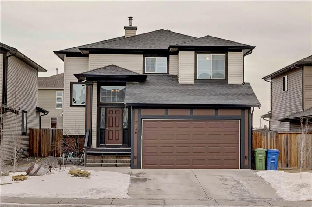 Main Photo: 2136 LUXSTONE Boulevard SW: Airdrie Detached for sale : MLS®# C4282624