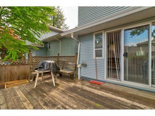 """Photo 38: 15 19252 119 Avenue in Pitt Meadows: Central Meadows Townhouse for sale in """"Willow Park 3"""" : MLS®# R2584640"""