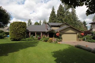 """Photo 1: 21027 46 Avenue in Langley: Brookswood Langley House for sale in """"Cedar Ridge"""" : MLS®# R2179248"""