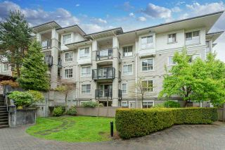 "Photo 1: 107 2966 SILVER SPRINGS Boulevard in Coquitlam: Westwood Plateau Condo for sale in ""Tamarisk"" : MLS®# R2571485"