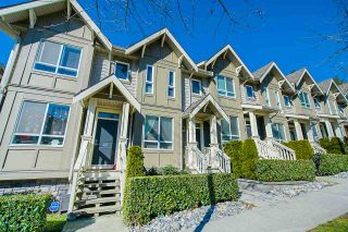 Photo 1: 8 3395 GALLOWAY Avenue in Coquitlam: Burke Mountain Townhouse for sale : MLS®# R2444614