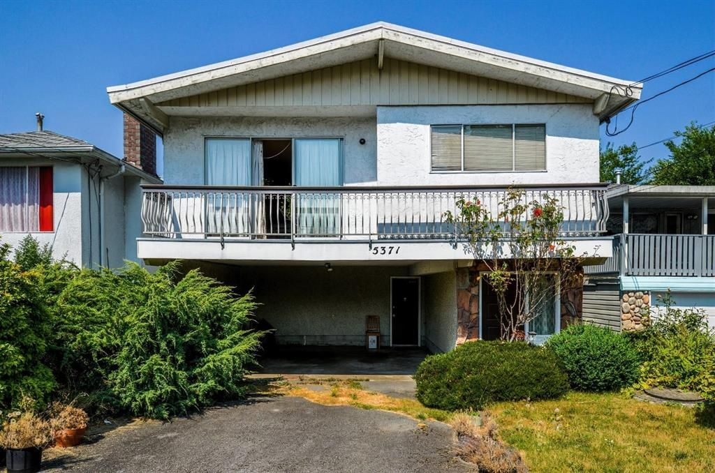 Main Photo: 5371 Cecil Street in Vancouver: Collingwood VE House for sale (Vancouver East)  : MLS®# R2609871