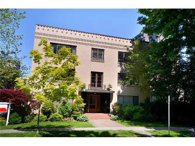 Main Photo: 105 985 JERVIS STREET in : West End VW Condo for sale : MLS®# V893065