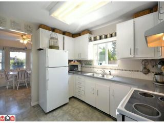 Photo 8: 1807 156TH Street in Surrey: King George Corridor House for sale (South Surrey White Rock)  : MLS®# F1219106
