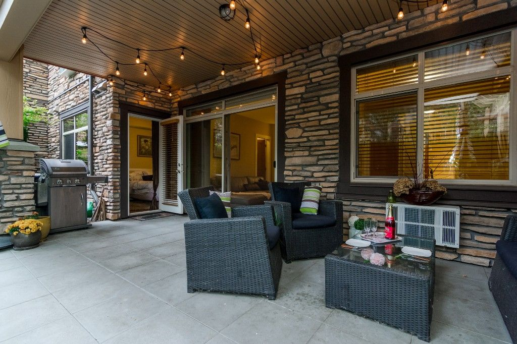 """Photo 35: Photos: 155 8328 207A Street in Langley: Willoughby Heights Condo for sale in """"YORKSON CREEK"""" : MLS®# R2201226"""
