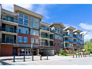"""Photo 1: 312 101 MORRISSEY Road in Port Moody: Port Moody Centre Condo for sale in """"LIBRA 'B' IN SUTERBROOK"""" : MLS®# V1039935"""