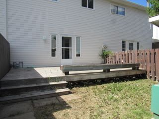 Photo 28: 9201 Morinville Drive in Morinville: Townhouse for rent