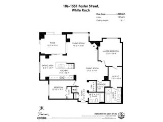 """Photo 36: 106 1551 FOSTER Street: White Rock Condo for sale in """"SUSSEX HOUSE"""" (South Surrey White Rock)  : MLS®# R2602662"""