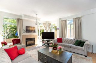 """Photo 1: 364 TAYLOR Way in West Vancouver: Park Royal Townhouse for sale in """"THE WESTROYAL"""" : MLS®# R2576775"""