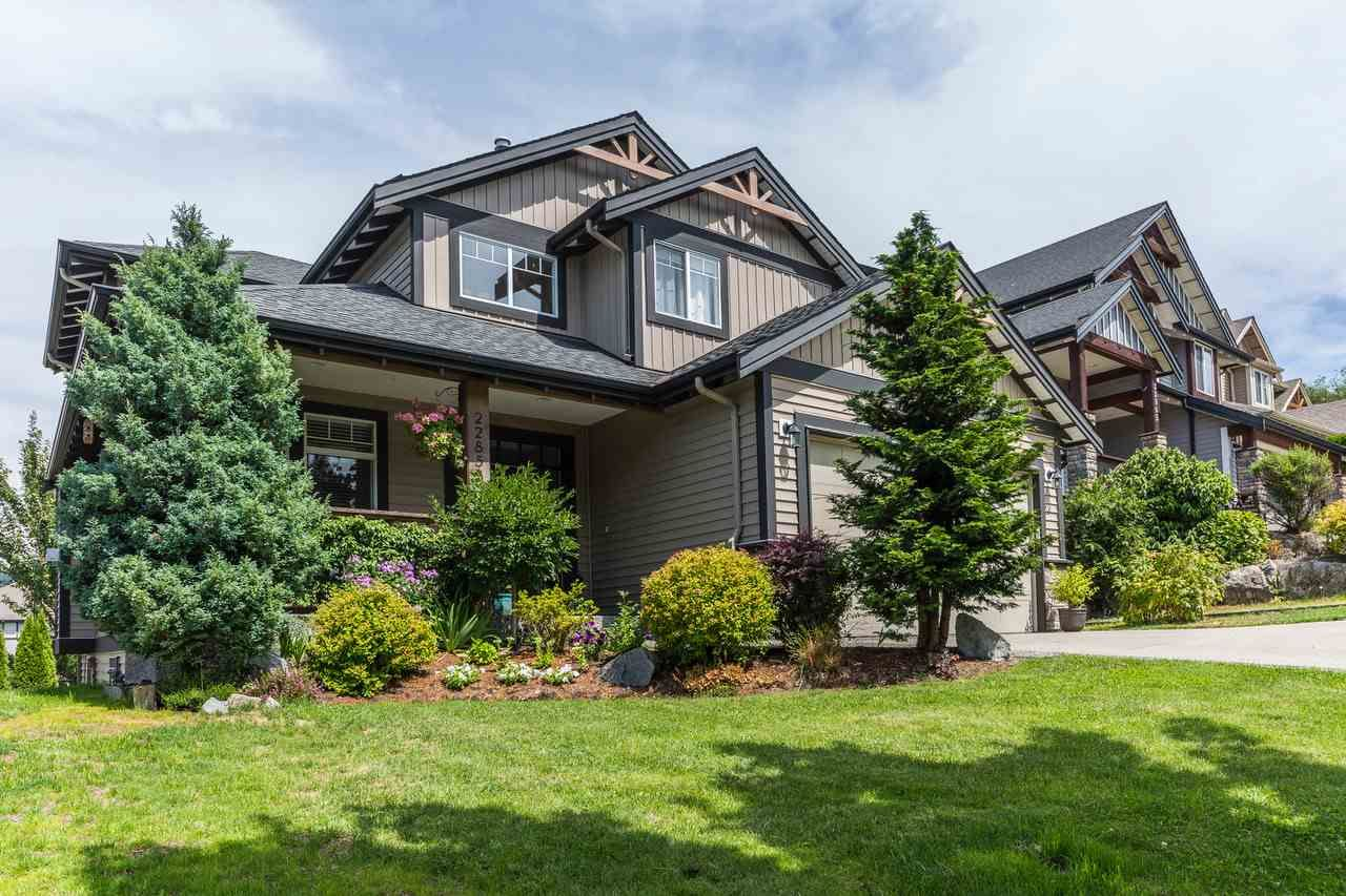 """Main Photo: 22855 DOCKSTEADER Circle in Maple Ridge: Silver Valley House for sale in """"Silver Valley"""" : MLS®# R2191782"""