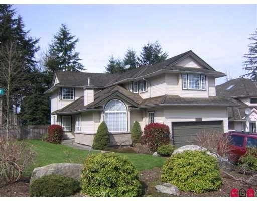 Main Photo: 2803 154TH Street in White Rock: King George Corridor House for sale (South Surrey White Rock)  : MLS®# F2708321