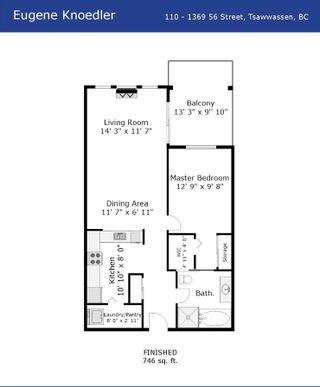 "Photo 13: 101 1369 56 Street in Delta: Cliff Drive Condo for sale in ""WINDSOR WOODS"" (Tsawwassen)  : MLS®# R2488543"