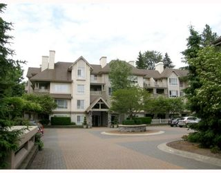 "Photo 1: 307 1242 TOWN CENTRE Boulevard in Coquitlam: Canyon Springs Condo for sale in ""THE KENNEDY"" : MLS®# V771768"