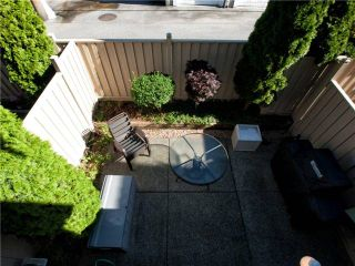"Photo 8: 16 222 E 5TH Street in North Vancouver: Lower Lonsdale Townhouse for sale in ""Burham Court"" : MLS®# V971412"