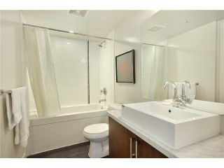 "Photo 6: 809 1068 W BROADWAY in Vancouver: Fairview VW Condo for sale in ""THE ZONE"" (Vancouver West)  : MLS®# V865216"