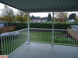 Photo 4: 32264 ATWATER in Abbotsford: Abbotsford West House for sale : MLS®# F1026897