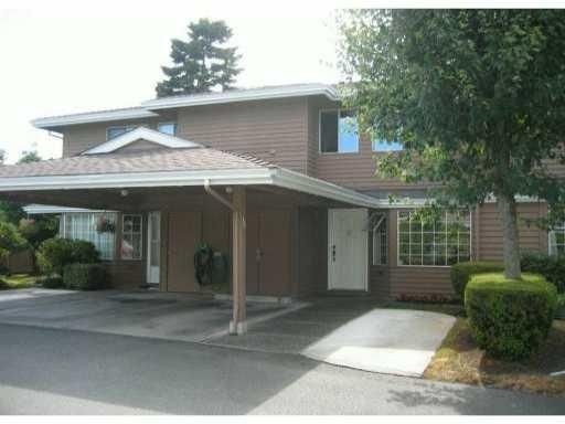 Main Photo: 45 7740 ABERCROMBIE Drive in Richmond: Brighouse South Townhouse for sale : MLS®# V920992