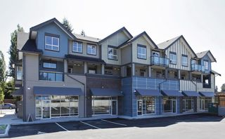"""Photo 1: 208 32059 HILLCREST Avenue in Abbotsford: Abbotsford West Townhouse for sale in """"Cedar Park Plaza"""" : MLS®# R2051984"""
